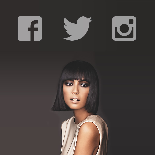 Follow Richard Charles hair salon online